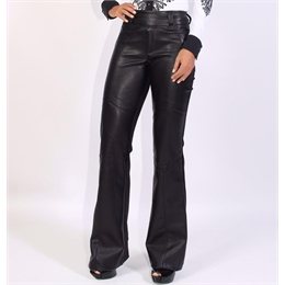 Calça Leather Black ONE UP