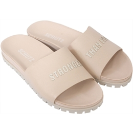 Slider Stronger Than Ever Nude SCHUTZ