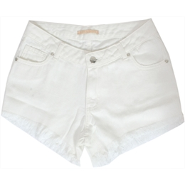 Shorts Jumby Bay off-white CAROL BASSI
