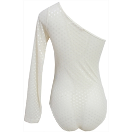 Body Shore off-white CAROL BASSI