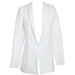 Blazer Básico Techno Block Off-white LAFORT