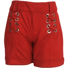 Shorts Chamoix Red ONE UP