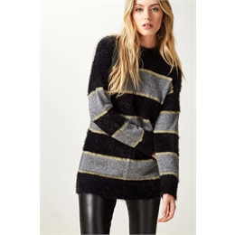 Pull Tricot Listra Soft ANIMALE
