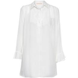 Camisa Charleston Off-white CAROL BASSI