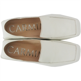Loafer Ariana Off-white CARMIM