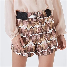 Shorts Folhagem ANIMALE