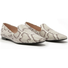 Slipper Python Natural SCHUTZ