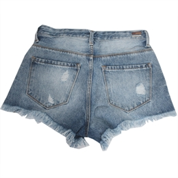 Shorts Jeans Barra Franja ANIMALE