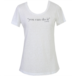 Camiseta You can do it J.CHERMANN