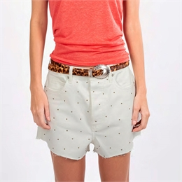 Shorts Tachas Pontos Off-white J.CHERMANN