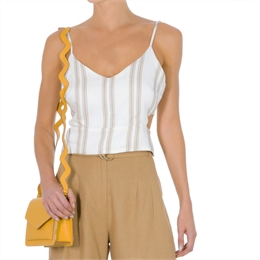 Top Cropped Iberis CAROL BASSI
