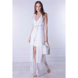 Conjunto Sandy Off-white CARMIM
