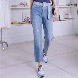 Calça Kate Mom Jeans CARMIM