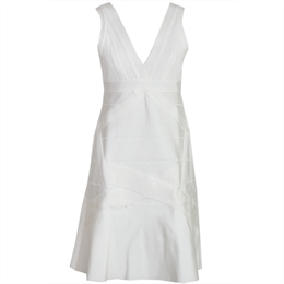 Vestido Pandora Off-white LAFORT