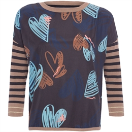 Blusa Tricot Cherish ANIMALE