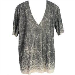 T-shirt Bright Bege Victoria ANIMALE