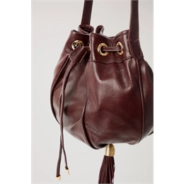 Bucket Bag Vinho ANIMALE