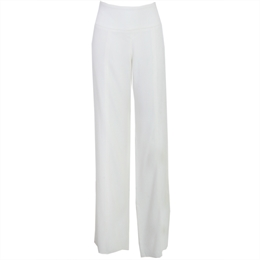 Calça Flare Off-white ANIMALE