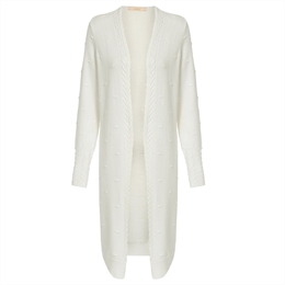 Cardigan Tricot Off-white