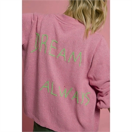Cardigan Dream Always Rosé J.CHERMANN