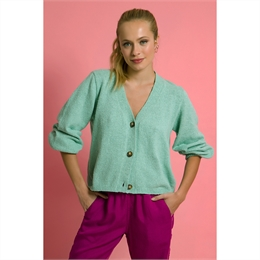 Cardigan Love Life Verde J.CHERMANN