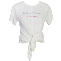 Camiseta Less Perfection Off-white J.CHERMANN
