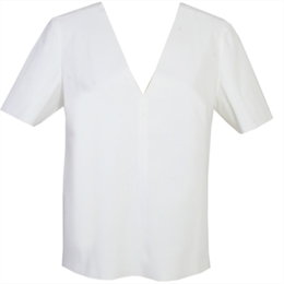 Blusa Agatha Off-white LAFORT