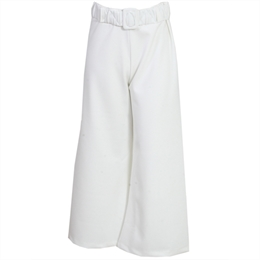 Calça Pantacourt Off-white