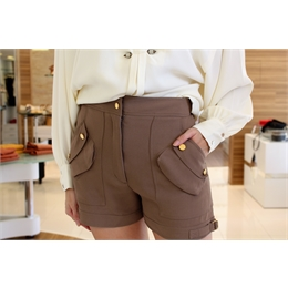 Shorts safari ANIMALE
